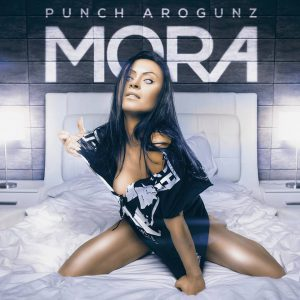 00. Punch Arogunz - MORA EP - Frontcover