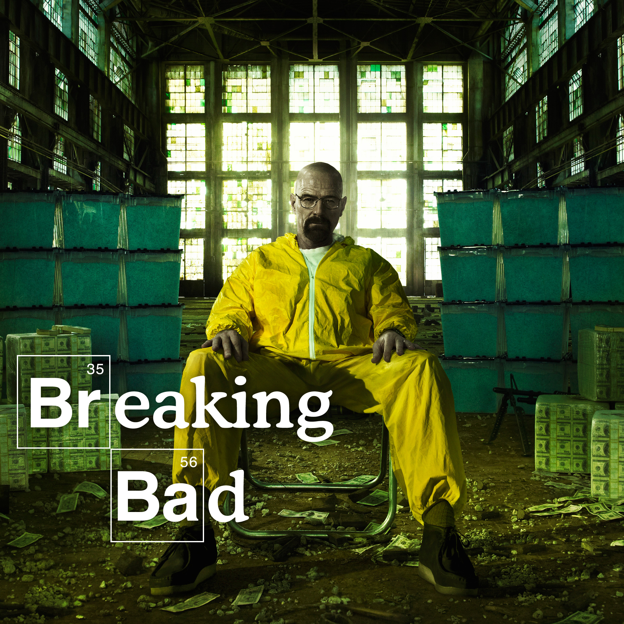 breaking bad an influential series To make one thing clear right at the beginning – breaking bad is the best television show that has graced the screens till date the character developments are perfect, the narrative is gripping and the plot is watertight, believe me i've checked.